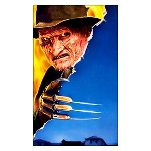 Nightmare on Elm Street. Размер: 30 х 50 см